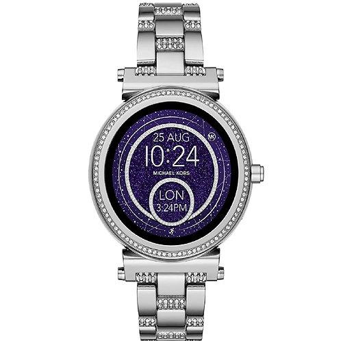 Michael Kors Womens Smartwatch Sofie MKT5036