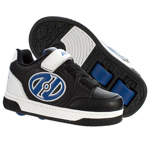 Heelys X2 - Black White Blue