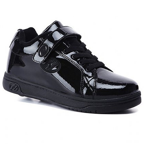 Heelys Split Plus - Black Patent
