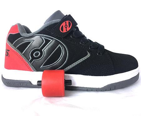 Heelys Propel Kr - Black Red Grey