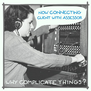 Why complicate things?