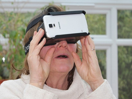 CAN VIRTUAL REALITY HELP TO TRAIN NON TECHIES?