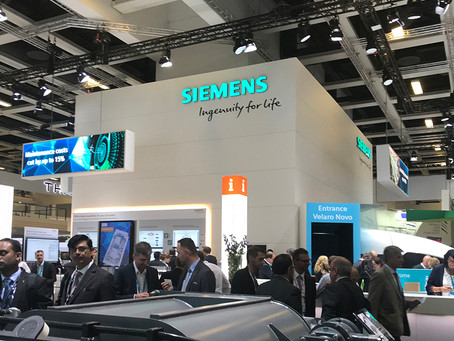 HOW SIEMENS MOBILITY ENGAGED THEIR AUDIENCE AT INNOTRANS2018