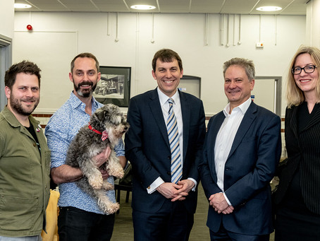 THE OPENREACH SALISBURY ULTRA FAST BROADBAND LAUNCH HAS BEEN QUITE THE EXPERIENCE…