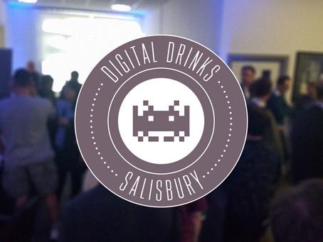 DIGITAL DRINKS MARCH 2017 – ROUND UP