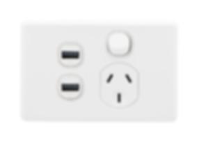 USB power point