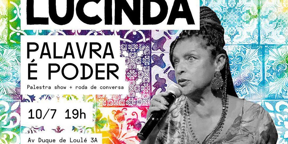 Debate com Elisa Lucinda | Casa Ninja Lisboa