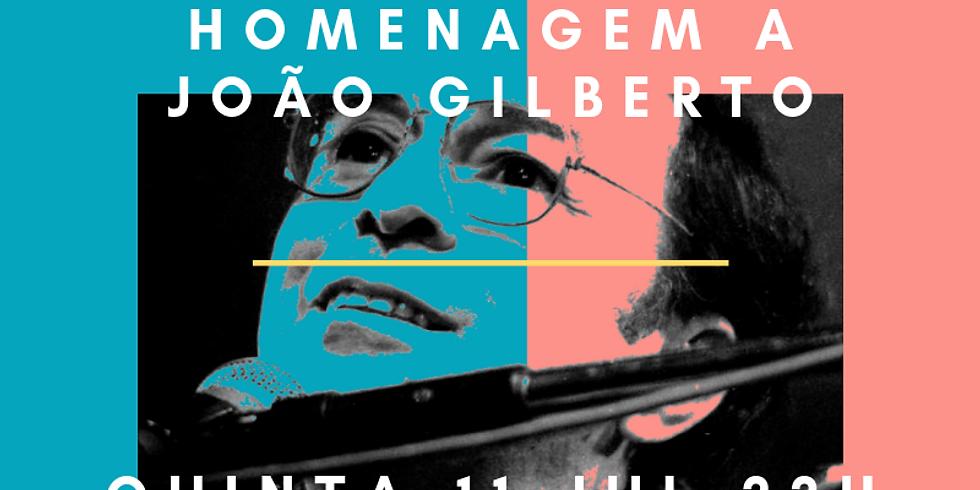 """""""Ruca Rebordão e Marco Bosco""""  #2 Gabriel Godoi em homenagem a João Gilberto"""