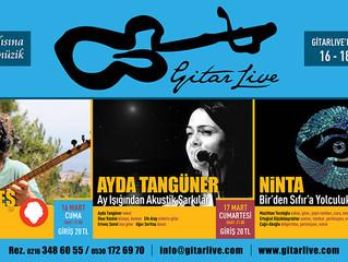 GitarLive'da bu hafta: 16-18 Mart