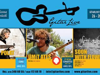 GitarLive'da bu hafta: 26-28 Ocak