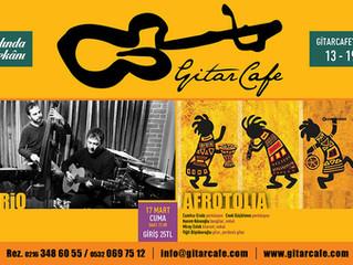GitarCafe'de bu haftanın programı: 13-19 Mart