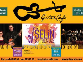 GitarCafe'de bu haftanın programı: 03-09 Nisan
