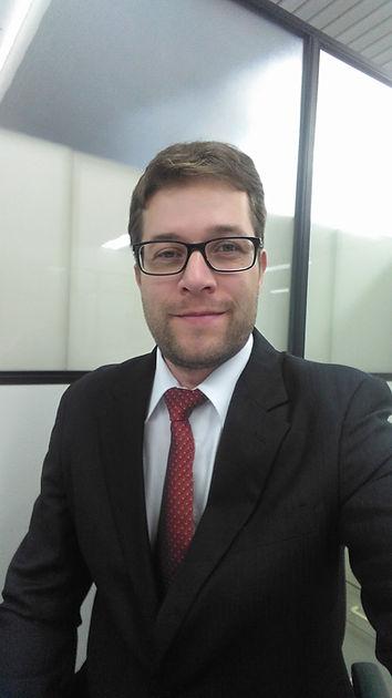 Fabiano Macário, advogado do escritório Macário & Barcelos Advocaci