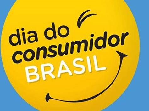 15 de março: Dia do consumidor!