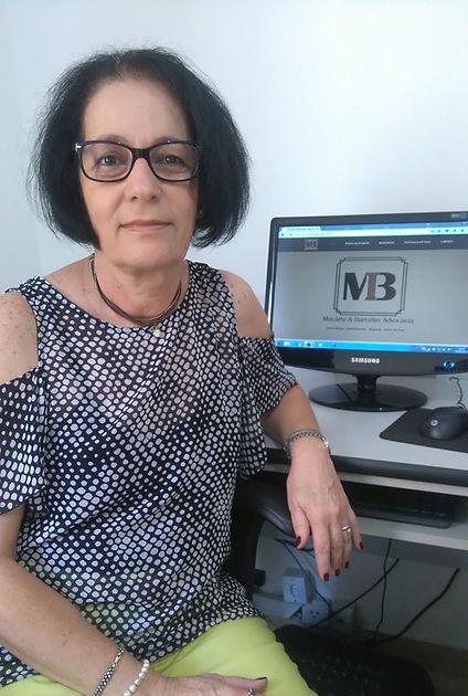 Fátima Barcelos, advogada do escritório Macário & Barcelos Advocacia
