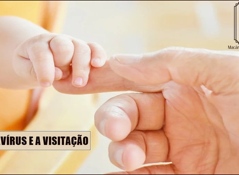 Coronavírus: Como fica a visitação dos filhos de casais separados?