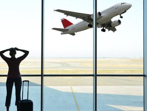 Cancelamento de uma das da passagens aéreas é abusiva