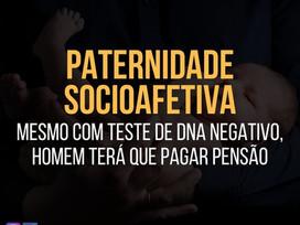 PATERNIDADE SOCIOAFETIVA: Mesmo com teste de DNA NEGATIVO, JUSTIÇA decide que homem PAGARÁ PENSÃO!