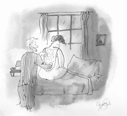 Hypnobirthing: light touch massage