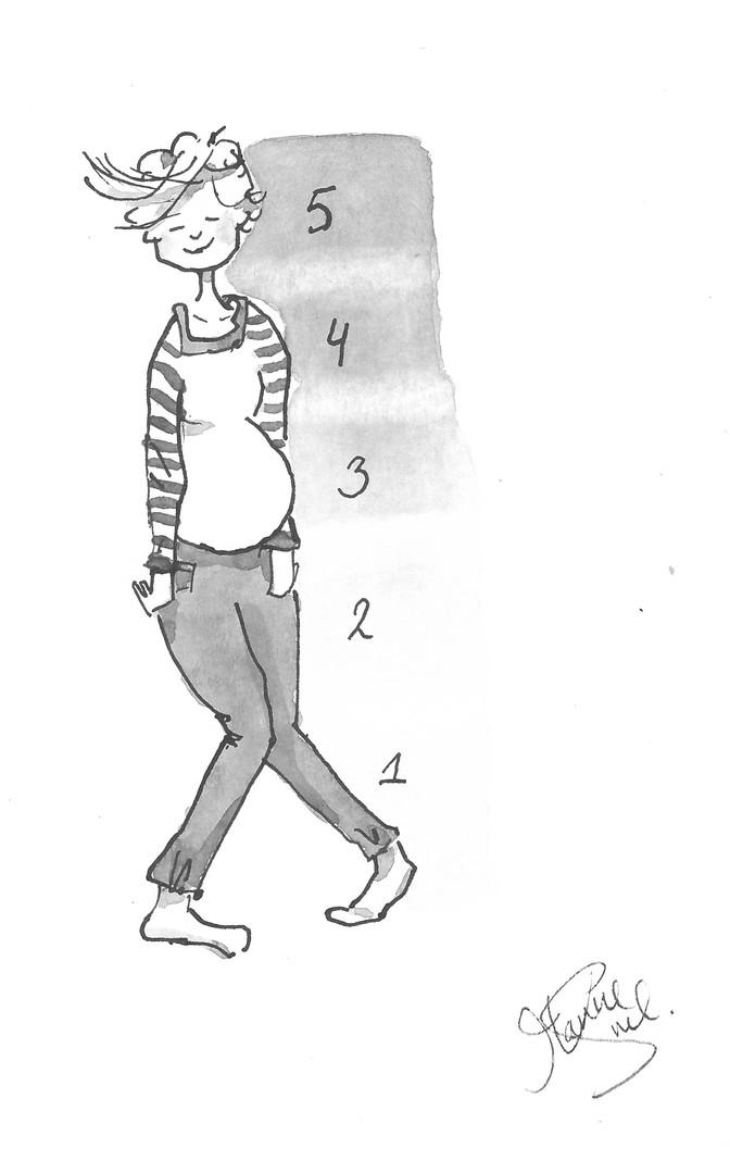 Hypnobirthing: bodyscan