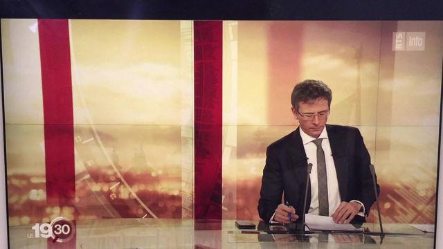 TSR télé journal 19h30 du 11.1.2021