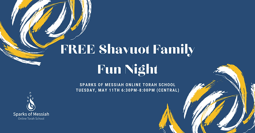 Free Shavuot Family Fun Night - Facebook