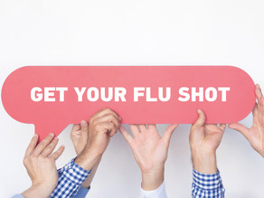 Is it too late for the flu shot?
