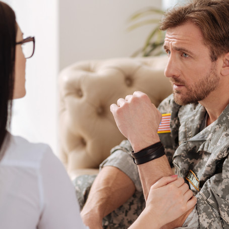 GAO Report Finds Prevelance of PTSD, TBI and Other Conditions in Discharged Troops