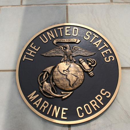 New Commander for Disabled American Veterans, disabled Marine Vet