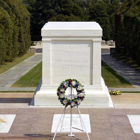 Beauty & Peace at Arlington Cemetery