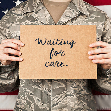 Getting To See a Primary Care Physician With the VA Takes Too Long