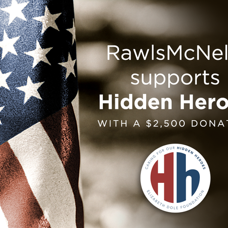 Rawls Law Group Supports Hidden Heroes