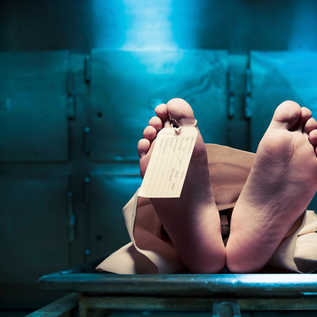 The Ultimate Disservice: Veterans Left to Rot in Morgue without Burial