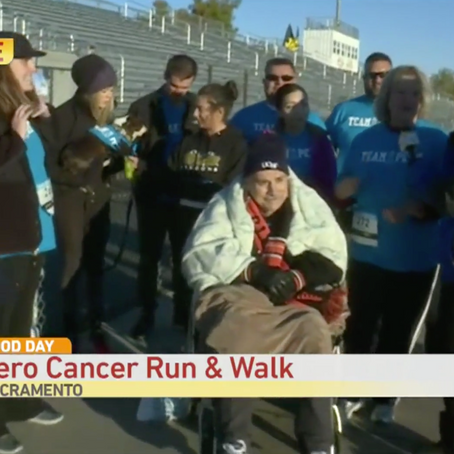 Veteran Suffering from Prostate Cancer After Misdiagnosis, Participates in 5k Surrounded by Family