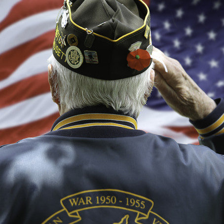 Our Clients are Veterans and some of us are Veterans, Too