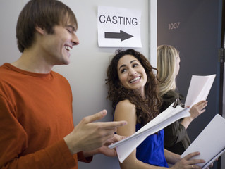 How to Not Be SCARED When Going in For an Audition
