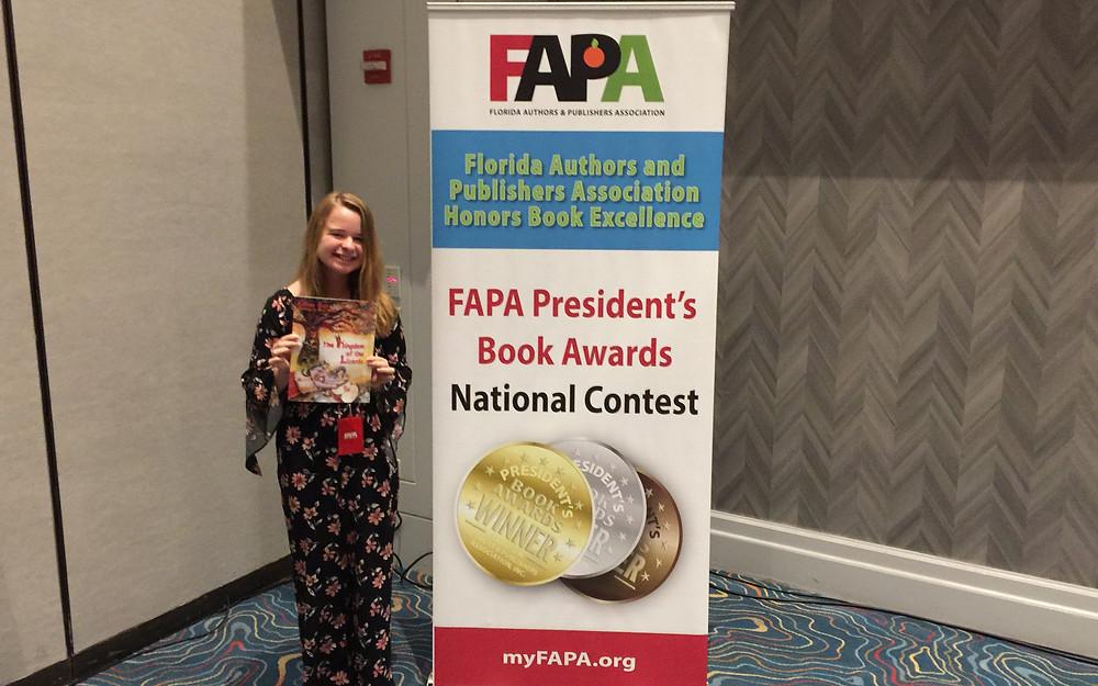 FAPA 2017 Book Awards Kingdom of the Lizards