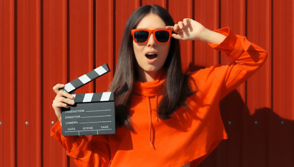 Confidence for Auditions Teen Actress Katrina Kusa