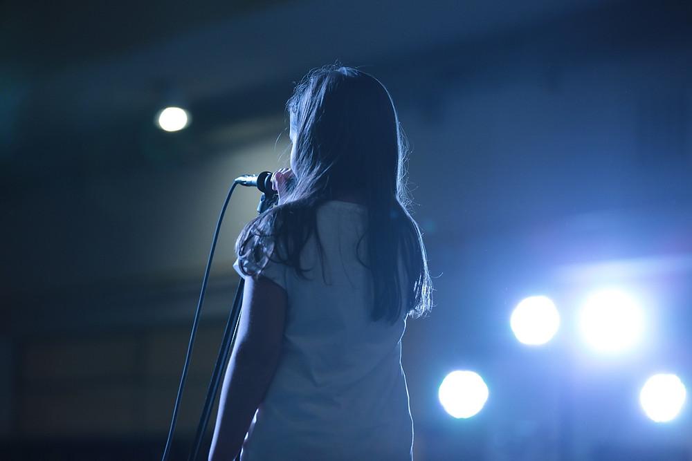 Breaking into Acting Katrina Kusa Teen Actress Songwriter Author