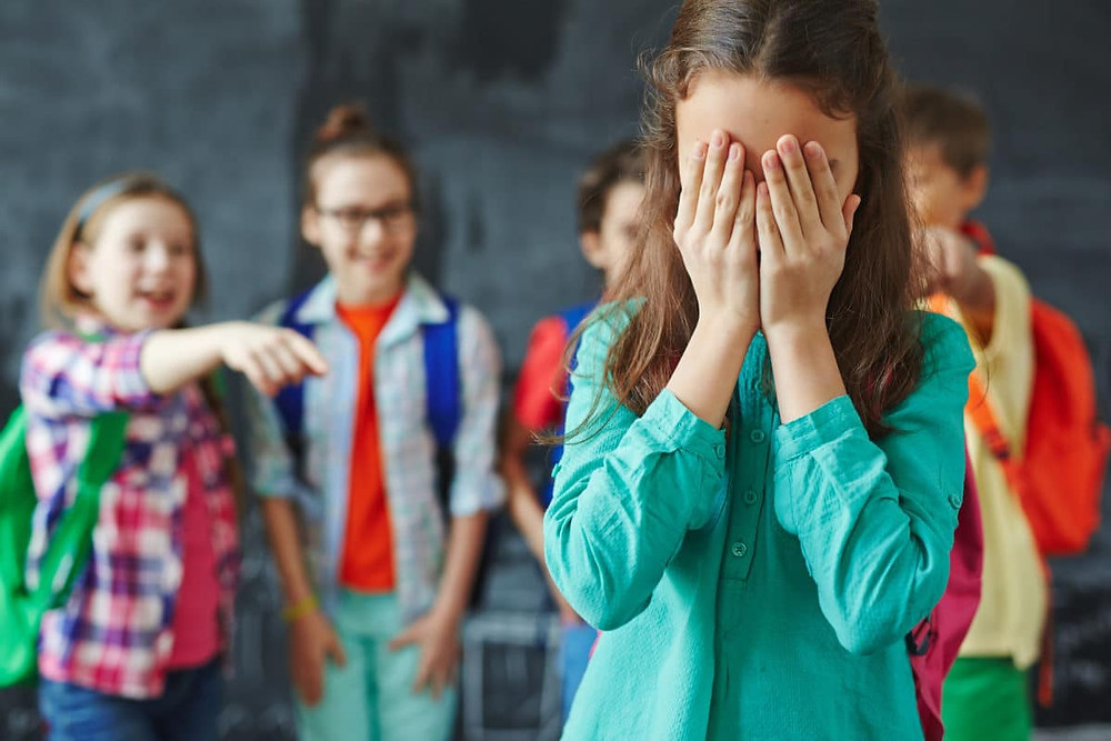 Girl being Bullied What Kids can do to Stop Bullying