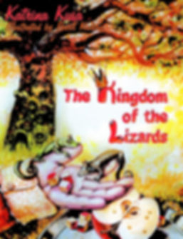 The Kingdom of the Lizards Fantasy Childrens Book