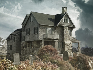 Halloween Themed Writing Prompt
