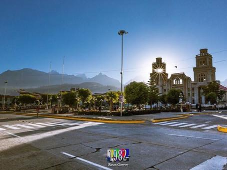 Huaraz y el callejón de Huaylas