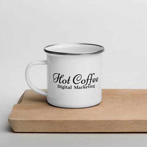 Hot Coffee Digital Marketing Mug