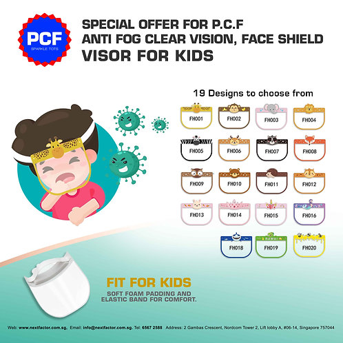 PCF Special - 3 for $10 ( Coupon code required )
