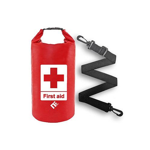 First Aid Waterproof Tube Bag 10L