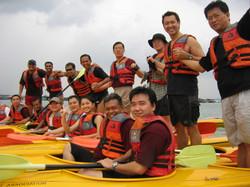 Kayaking 4