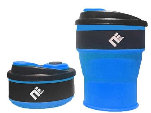 Food Grade Silicone Folding Cup. BPA Free