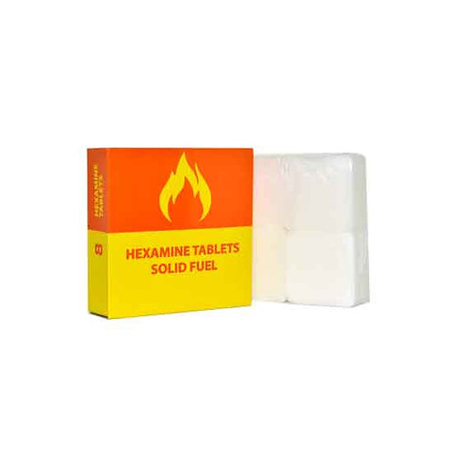 Solid Fuel (Hexamine Tablet)