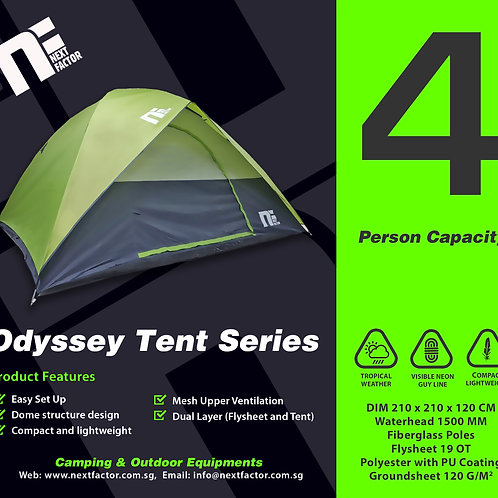 4 Men Dome Tent